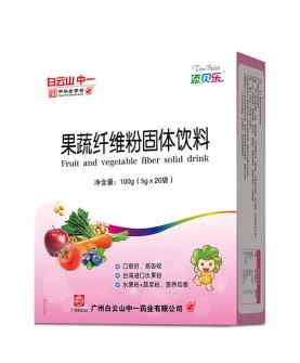 果蔬纤维粉