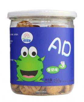 AD饼干(蛋黄味)