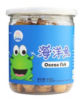 海洋鱼饼干