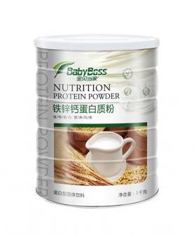 铁锌钙蛋白质粉