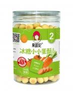 果蔬妃冰糖小小蛋酥蔬菜味