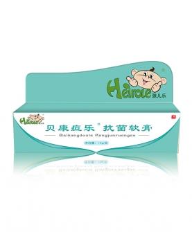 贝康豆乐 抗菌软膏
