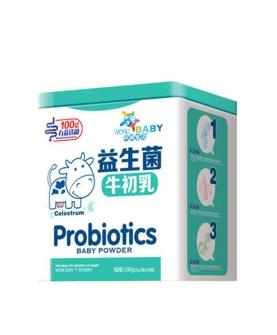 益生菌铁盒-牛初乳