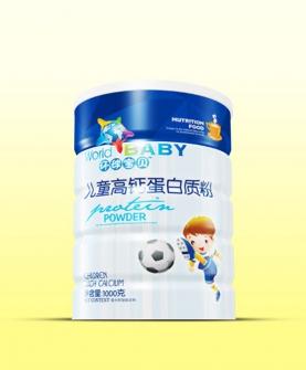 儿童高钙蛋白质粉铁听