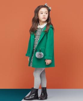 新款童装外套