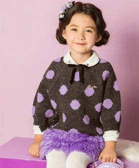 新款童装毛衣