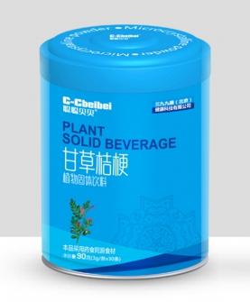 甘草桔梗植物固体饮料