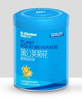 蒲公英菊花植物固体饮料