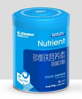 多维铁营养素固体饮料