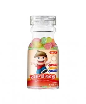 DHA藻油软糖