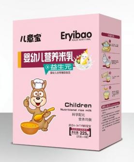 婴幼儿营养米乳-益生元盒装