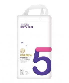 大环腰纸尿裤XL46