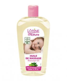 婴儿抚触按摩油