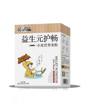 益生元护畅小米营养米粉 盒装
