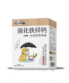 强化铁锌钙小米营养米粉 盒装