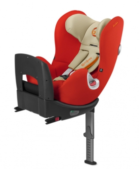 Sirona 反向安装汽车安全座椅