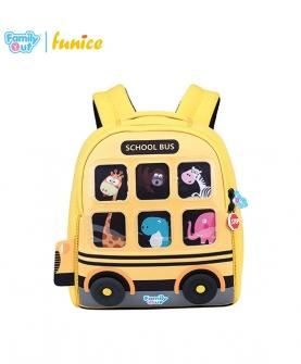 奇趣巴士背包(黄色校车小号)