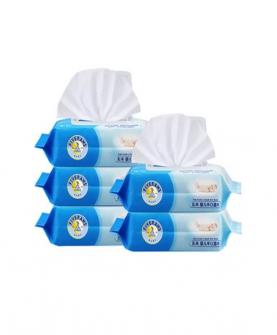婴儿专用湿纸巾
