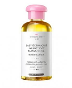 杜芬幼芽倍护婴儿舒肤油