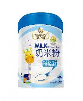 奶米粉系列-钙铁锌营养米粉