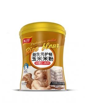 益生元护畅玉米米粉-胡萝卜高钙罐装