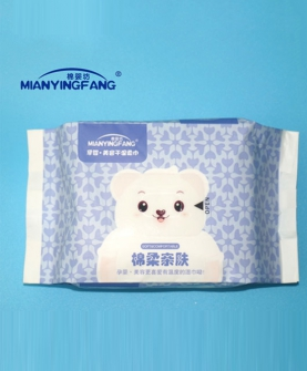 棉婴坊孕婴美容干湿柔巾