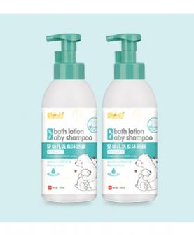 婴幼儿洗发沐浴露