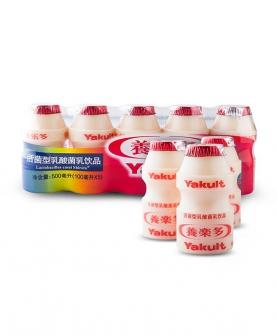 活菌型乳酸菌乳饮品