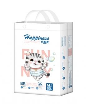 婴儿纸尿裤M