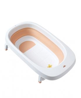 婴儿洗澡盆折叠浴盆