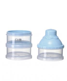 宝宝奶粉盒外出装奶粉储存罐