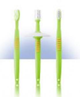 学习用牙刷三件套