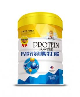 钙铁锌氨基酸蛋白粉
