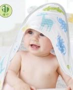 艾娜骑士婴儿春夏包被