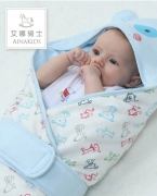 艾娜骑士婴儿睡袋