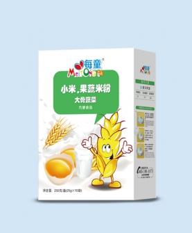 小米果蔬米粉 大骨蔬菜-盒装