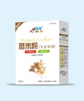 蒸米粉 五谷杂粮-盒装