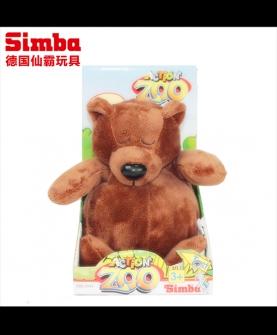 仙霸17cm会打鼾的熊5805444和婴儿发光瞌睡虫4012241