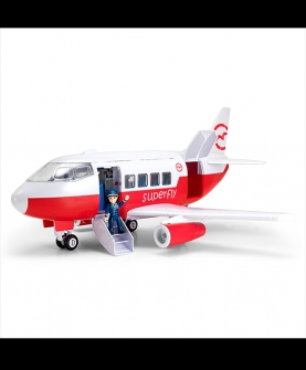 仙霸超大航空飞机