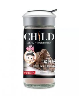 猴头菇猪肝粉