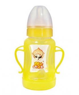 酷儿硅胶奶瓶