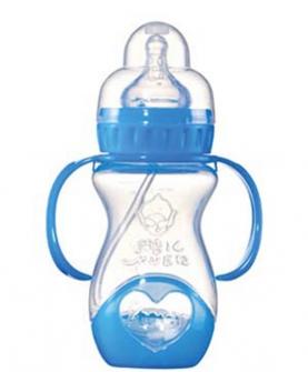 酷儿蓝色奶瓶
