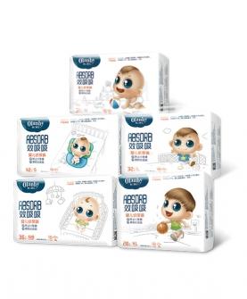 效吸吸婴儿纸尿裤