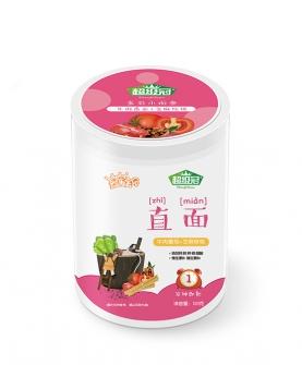 多彩小面条(牛肉番茄+芝麻核桃)