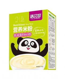 乳清蛋白AD钙营养米粉