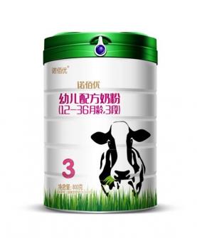 幼儿配方奶粉(12-36月龄 3段)