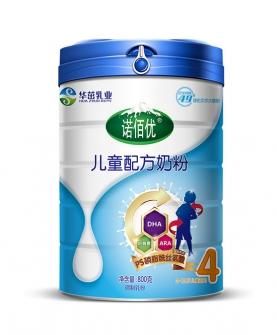 儿童配方奶粉