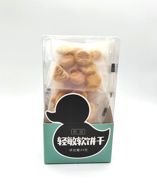 小黄吖轻敏软饼干原味