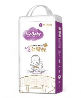 嬰兒紙尿褲L-52