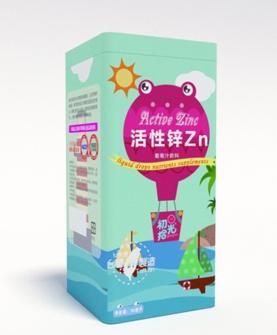 活性锌Zn(葡萄汁饮料)